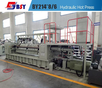 China 4x8ft Plywood Rotary Veneer Machine