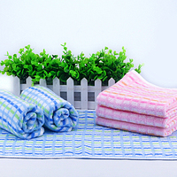 Colorful stripe towel