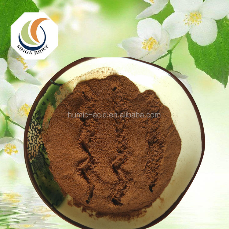 Agricultural seeds usage Organic Fertilizer water soluble 95% fulvic acid