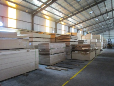 Raw Material for Wood
