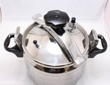 Electreical Rice Cooker Pressure Gauge Stainless Steel Pot