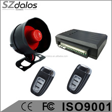 Universal One Way Car Alarm System L-3000 Auto Central Door Lock Remote Trunk Release Suitable For All DC12V Cars