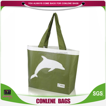 China Price Pp Nonwoven Foldable Shopping Bag