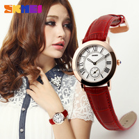 New Products skmei 2016 Watches For Women Japan Quartz Movement Brand