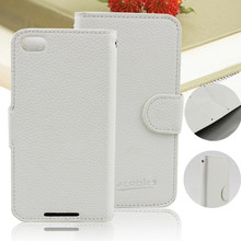 High quality leather case cover for blackberry z30 wallet pouch