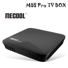 M8S PRO Smart Android 7.1 TV Box Amlogic S912 Octa-core video player 4k download user manual for and android tv box