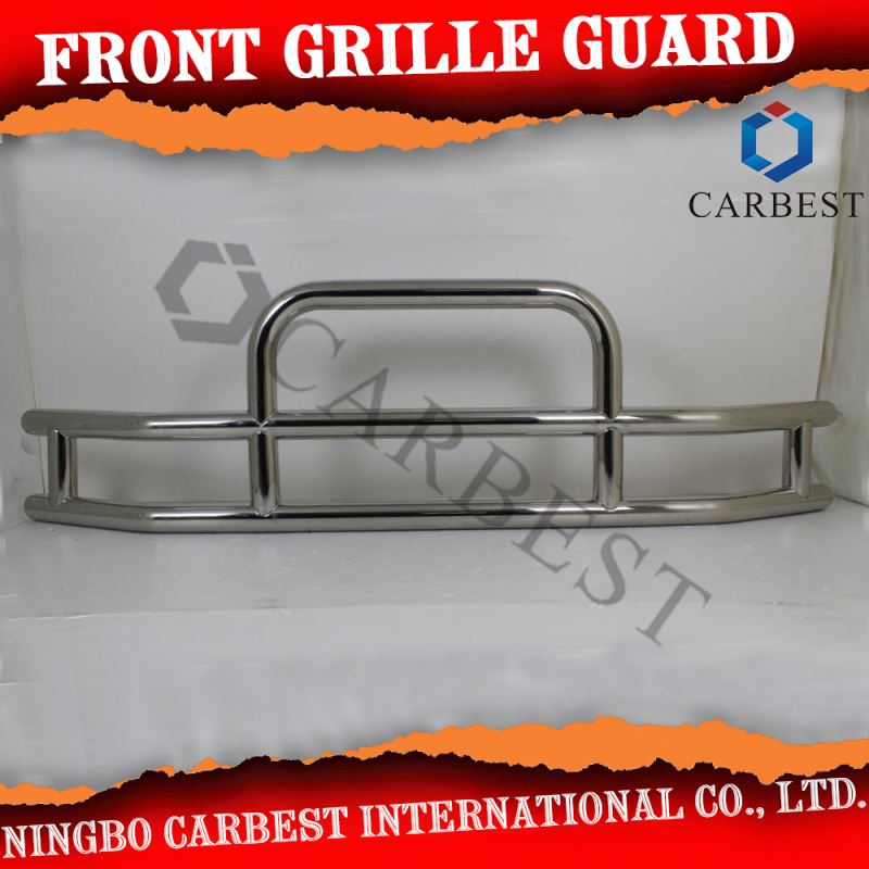 High Quality Truck S/S Bumper Guard For Current 386 2006 Current Kenworth T660 2007