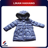 zhejiang clothes Down filled hooded used clothes for child
