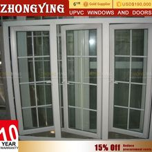 Excellent Soundproof Patio Type White Upvc Cheap Plastic Folding Glass Door Accordion Doors