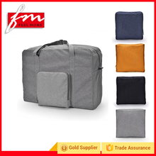 Nylon Zipper Portable Travel Bags Luggage Bags