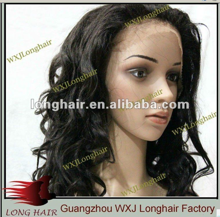 cheap price top quality silk top full lace wigs