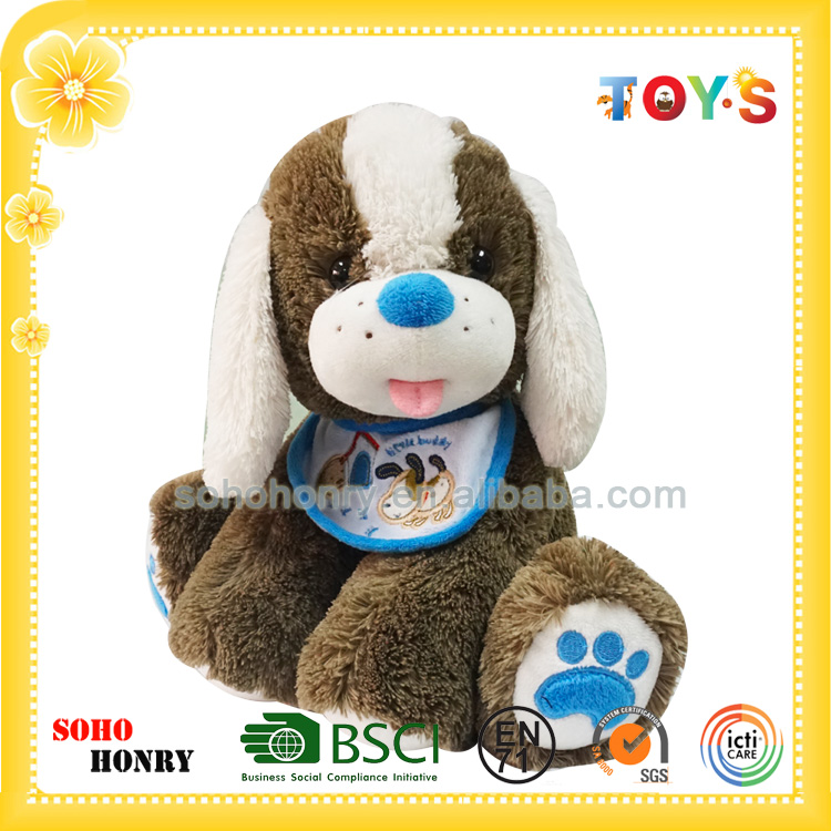 Custom Stuffed Plush Puppy Dolls Toys Dog Puppy