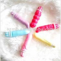 2012 best selling Safe silicone dildo vibrating adult sex toy