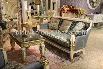 Luxury Home Sofa Set,classical Living Room Sofa,wooden Hand Carving Sofa (B51061