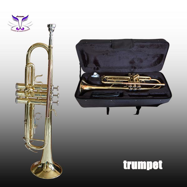 musical instruments trumpet professional trumpets chinese bb brass instruments