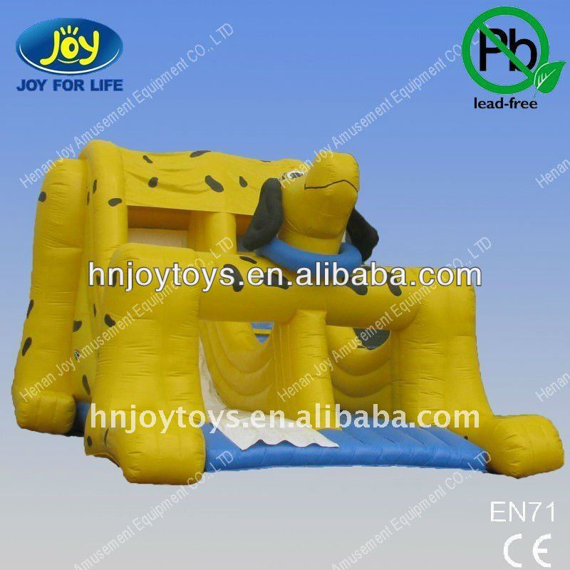 2013 hot-welcomed scooby doo toys, inflatable slides for sale, inflatable scooby doo