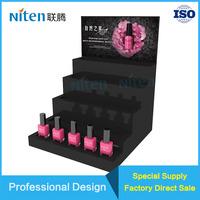 Shop acrylic display Retail acrylic custom Counter-top cosmetic display