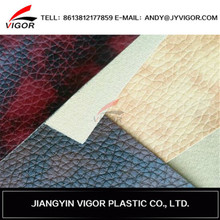 professional made colorful manufactures synthetic leather