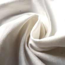 Waterproof Breathable Organic Cotton Jersey Laminated Fabric