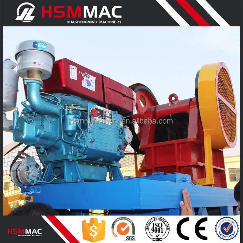 CE mini portable diesel hammer mill