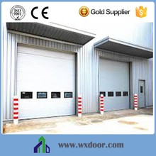 Used Industrial Sectional Overhead Door Sale
