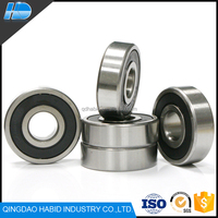Factory Low Price 15*35*11mm Ball Bearing Best Selling Chrome Steel Deep Groove Roller Bearing 6202