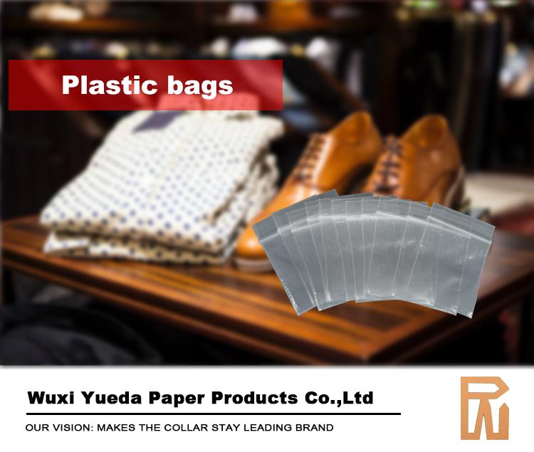 China fornecedor de luxo agradável saco do t-shirt de plástico
