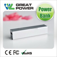 Good quality Cheapest mobile phone flashlight power bank