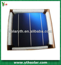 6'' High Efficiency 17%-18.6% Current Mono Solar Cell 4w 4.1w 4.2w 4.3w 4.4w 4.5w 156*156 mm