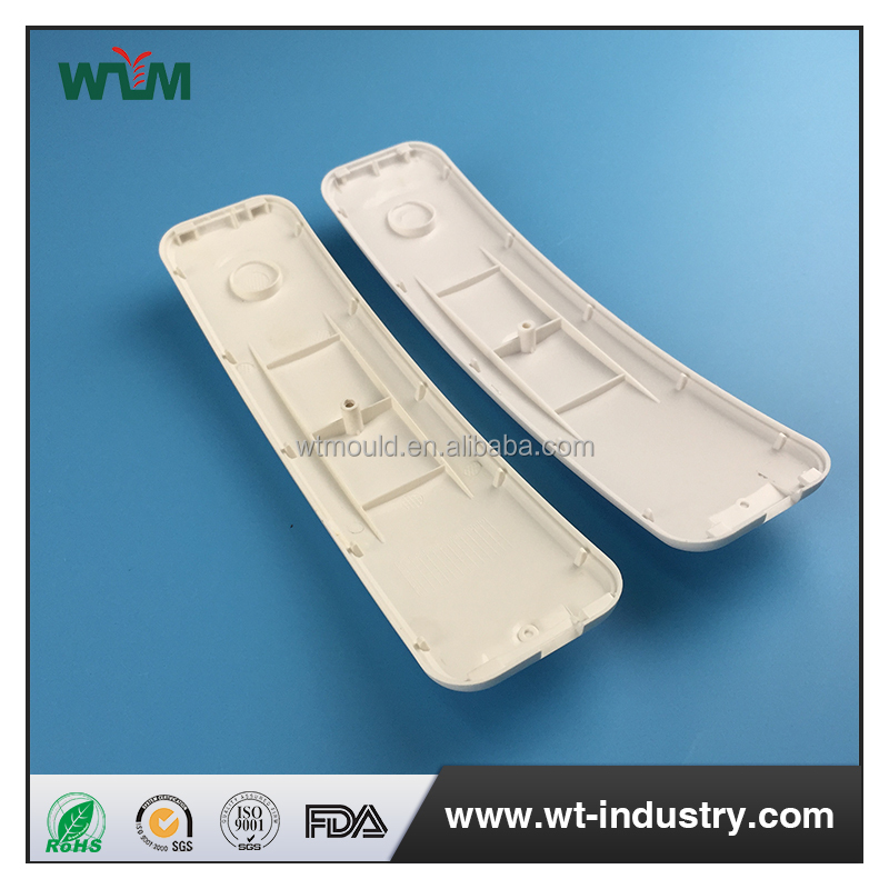 Multi-Cavity Design Plastic Injection telephone housing moulding