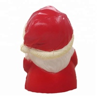 2018 New Year Squishies Father Christmas Pu Foam Slow Rising Santa Claus Christmas Gifts