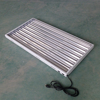 54 watt x 8 tubes T5 hanging fluorescent light fixtures