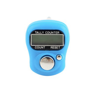 Top Quality Stitch Marker And Row Finger Counter LCD Electronic Digital Tally Counter Stock Offer