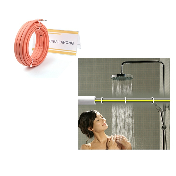 Wuhu Jiahong pipe freeze protective self-regulating hot water proof floor heating cable