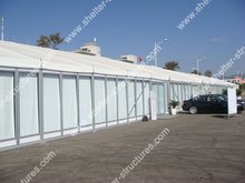 Glass tent for auto show,China Tent