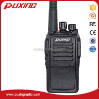 dPMR radio PX-558D PUXING OEM compact ruggy housing VOX ANI identification code antidroping
