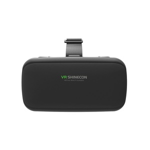 Guangdong suppliers new improved shinecon 4.0 vr 3d glasses