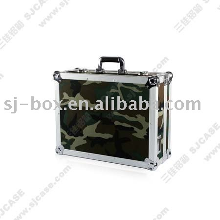 hot sale aluminium canvas gun cases