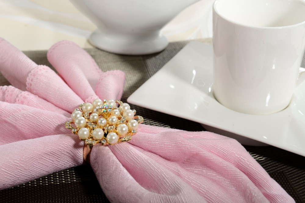 Restaurant Paper Napkin Ring