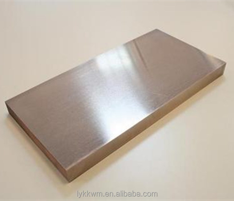 Tungsten copper Sheet tungsten copper target W-Cu alloy