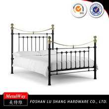 Customized easy to install good quality steel bed