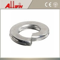 DIN7980 zinc plated spring steel spring washers M3 to M48