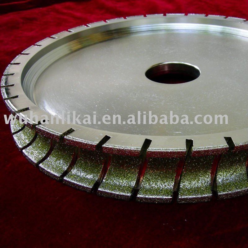 diamond drill grinding wheel for stone