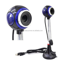 2018 New Style OEM High Quality Free Driver Digital USB PC Camera Webcam