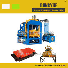 Dongyue brand new design concrete block making machine in india for sale Famous Trademark of China