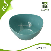 Wholesale High Quality Bamboo Fiber Melamine Salad Bowl Set