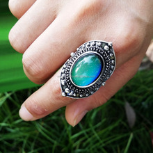 2015 Hot-Sale and Customized Fashion Mood Ring