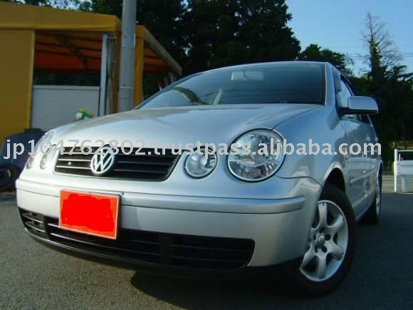 Volkswagen Polo used car Year 2002