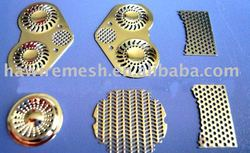 etching precision metal parts
