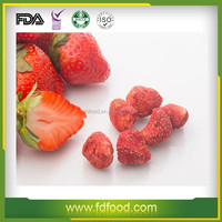 Wholesale Price Healthy Freeze Dried Fruit Freeze Dried Strawberry